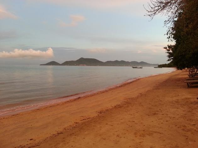 Cambodian Beach